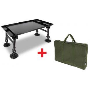 NGT Stolík Dynamic Bivvy Table + Obal Zdarma!