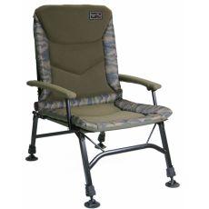 Zfish Kreslo Hurricane Camo Chair
