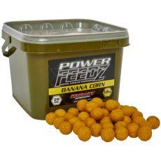 Boilies Power FEEDZ Banana Corn 14mm 1,8kg