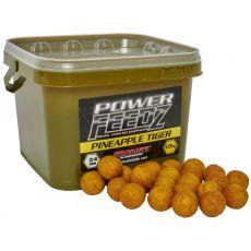 Boilies Power FEEDZ Pineapple Tiger 24mm 1,8kg